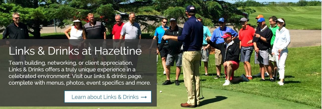 Learn about Weddings at Hazeltine