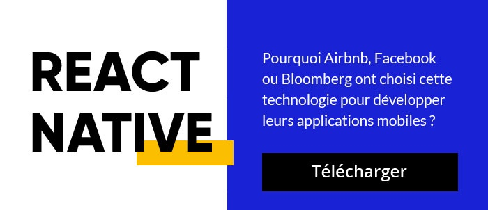 Télécharger notre ebook react native