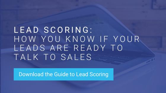 Lead Scoring Guide