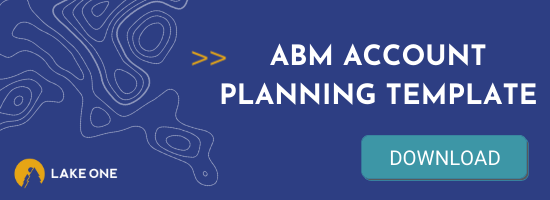 ABM Planning Template Download