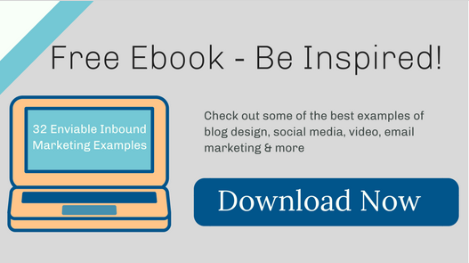 Enviable Inbound Marketing Examples Ebook