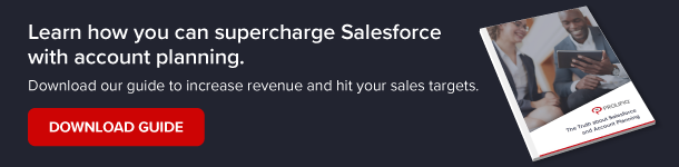supercharge Salesforce with account planning