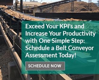 Schedule a Belt Conveyor Assessment