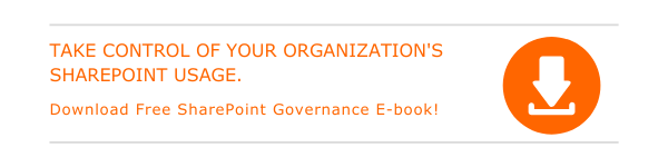 Free E-book download - SharePoint Governance
