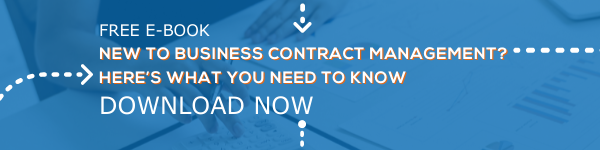 Everything you should know about business contract management - e-book