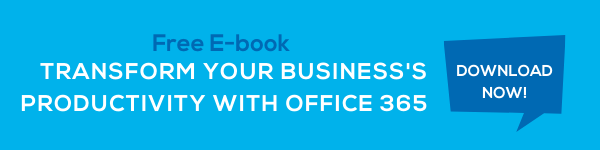 Office 365 business productivity - Free E-book download