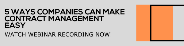 Easy ways for companies to make contract management easy