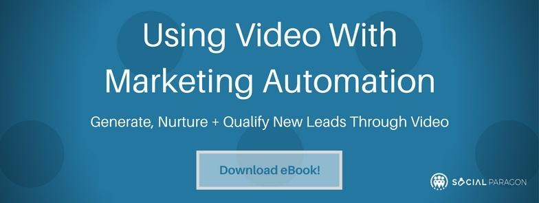 Using Video with Marketing Automation CTA