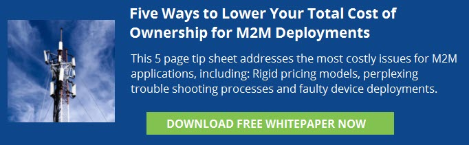 5 wayd to lower cost of m2m deployments