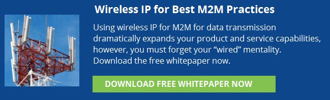 wireless ip for m2m best practices