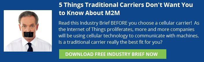 what traditional carriers don't want you to know about m2m