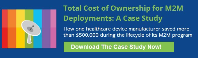 total cost of ownership for m2m deployments