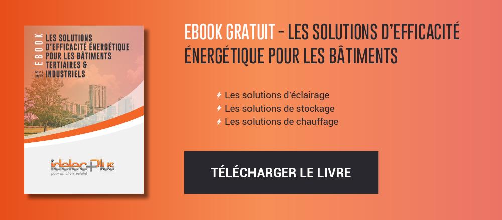 Les solutions d'efficacité énergétique pour les bâtiments