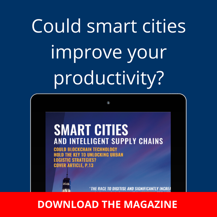 Smart cities and intelligent supply chains