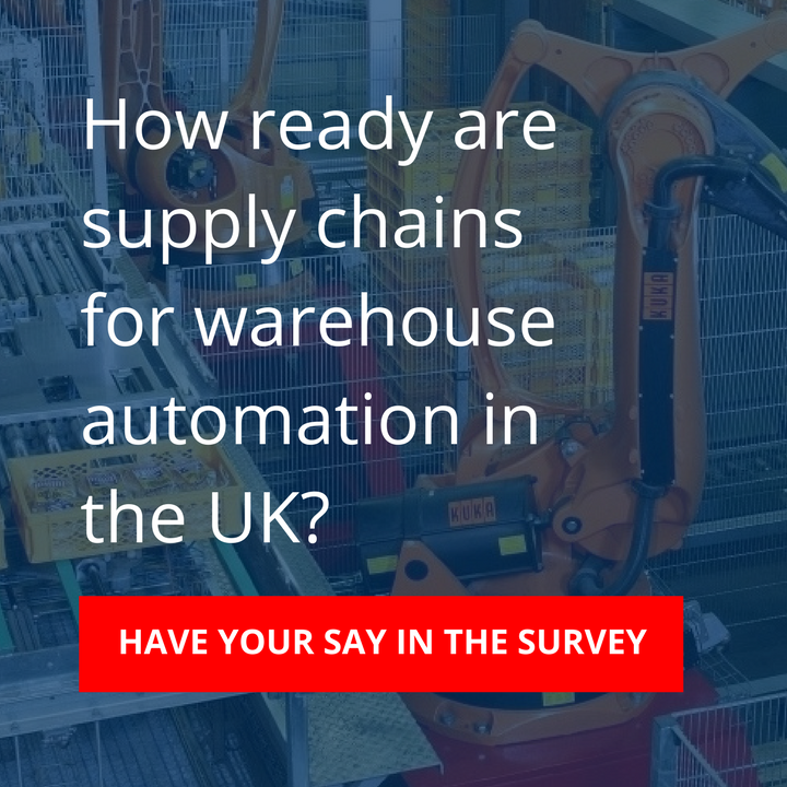 warehouse automation in the UK
