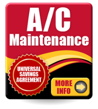 A/C Maintenance plan
