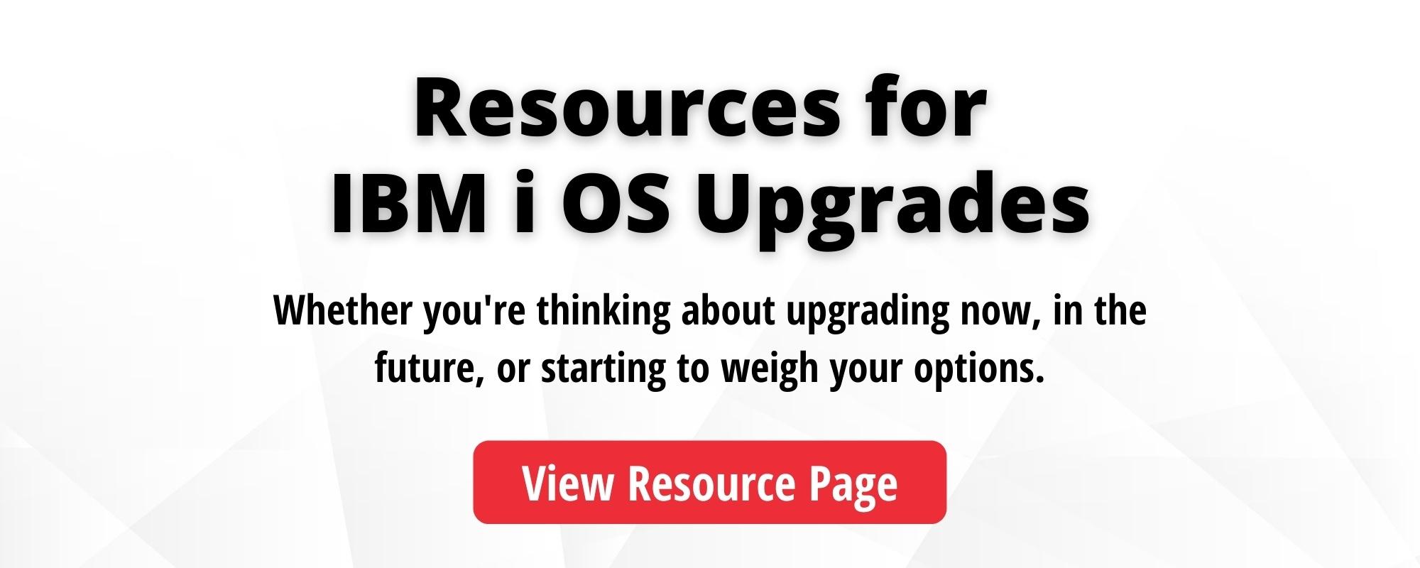 OS Upgrades Resource | WEBSITE
