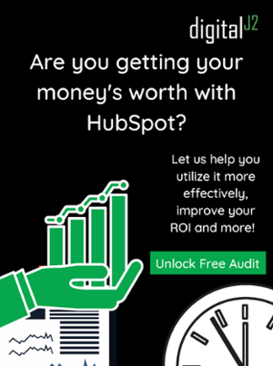 unlock your free HubSpot Audit