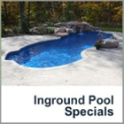 Inground  Pool Specials