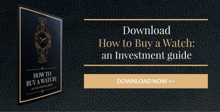 How to buy a watch an investment guide