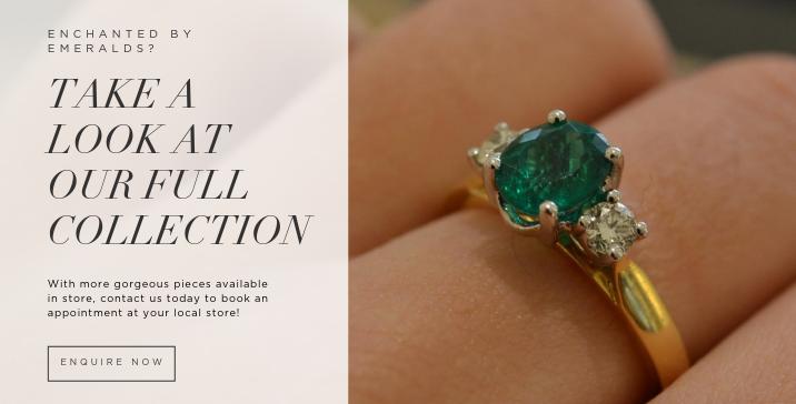 emeralds at burrells