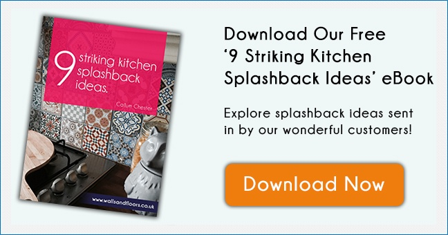 9 striking kitchen splashback ideas