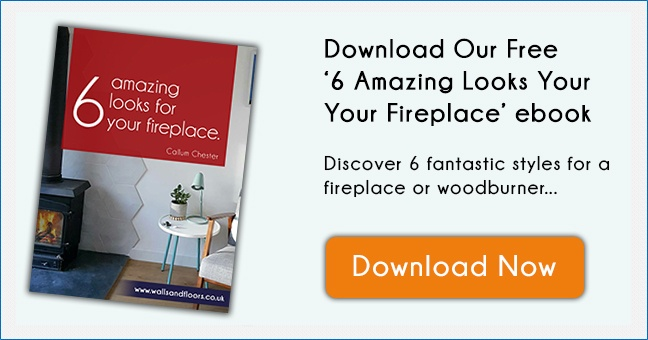 6 Amazing Looks For Your Fireplace