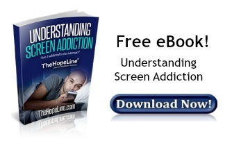 Free eBook! Understanding Screen Addiction from TheHopeLine®