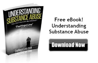 Free eBook! Understanding Substance Abuse from TheHopeLine
