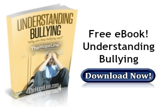 Free eBook! Understanding Bullying from TheHopeLine®