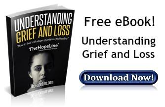 Free eBook! Understanding Grief from TheHopeLine®
