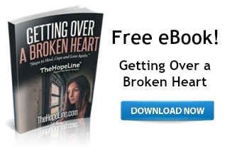 Free eBook! Understanding Forgiveness from TheHopeLine®