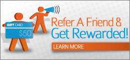 Refer A Friend & Get Rewarded!
