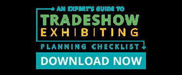 tradeshow planning checklist