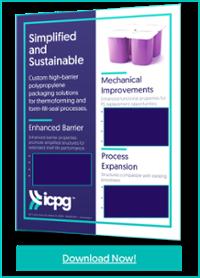 enhanced barrier polypropylene