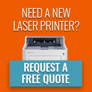 Need a new laser printer? Request a free quote >>