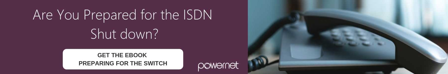 ISDN shutdown eBook
