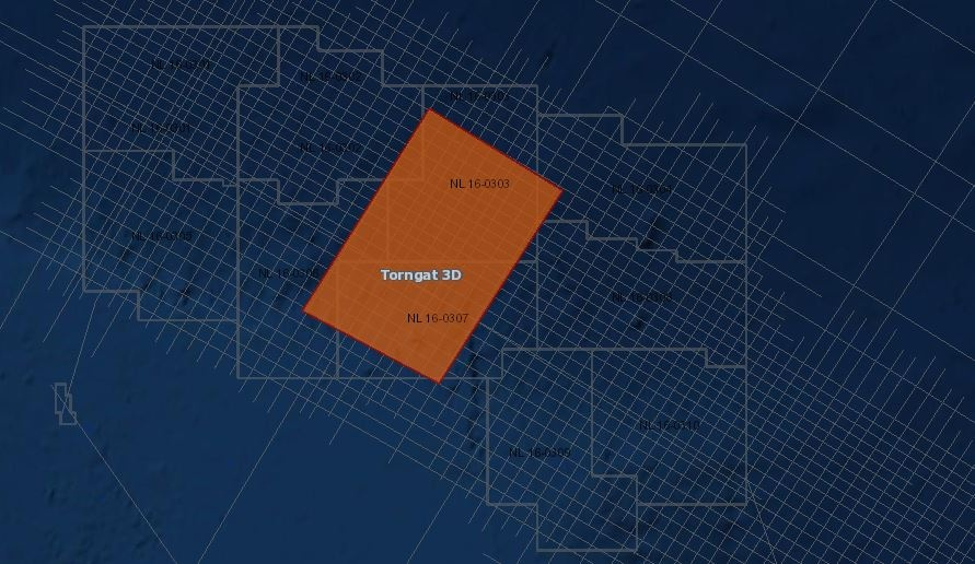 Torngat Data Library Link