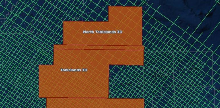 Tablelands Data Library Link