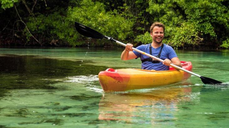 Your Weeki Wachee Kayak Adventure