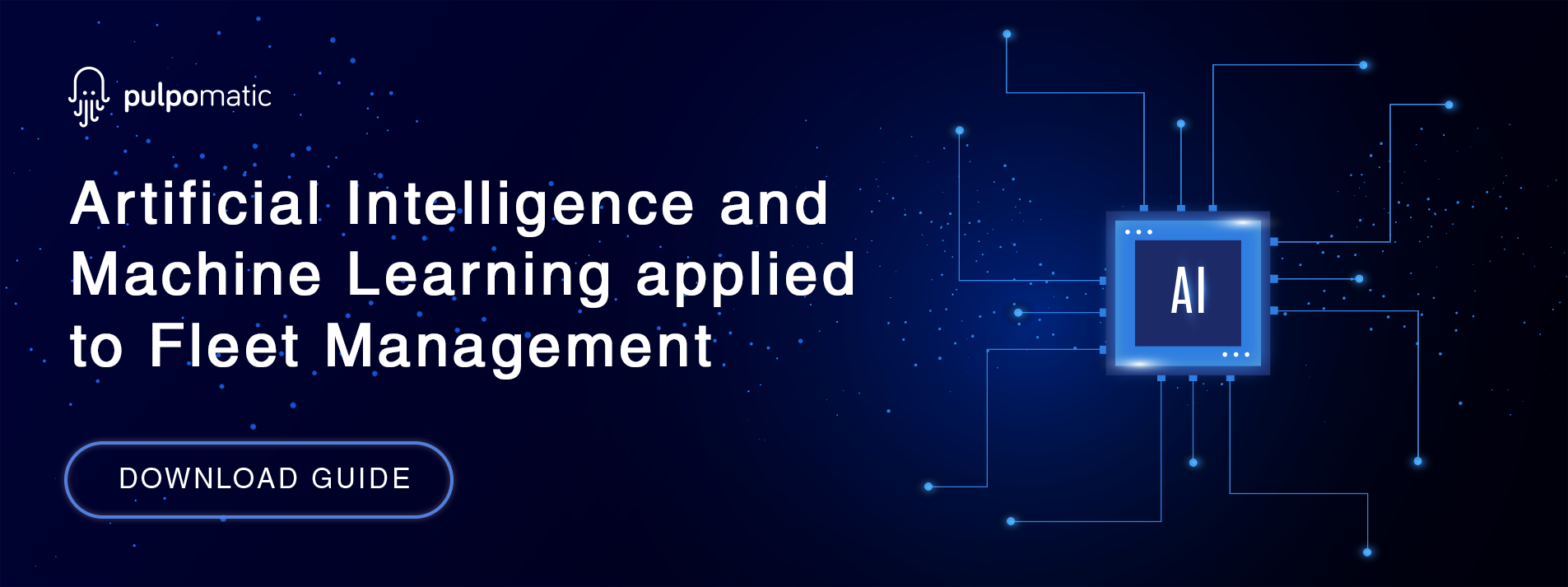 Artificial Intelligence applied to fleet management