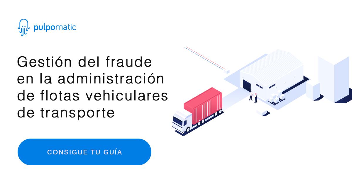 evitar fraude flotas
