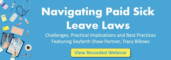 paid sick leave laws