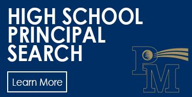 Penn Manor High School Principal Search - Learn More