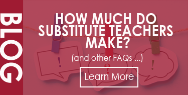 Blog - How Much Do Substitute Teachers Make? (And Other FAQs …)