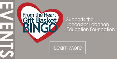 Lancaster-Lebanon Education Foundation Gift Basket Bingo