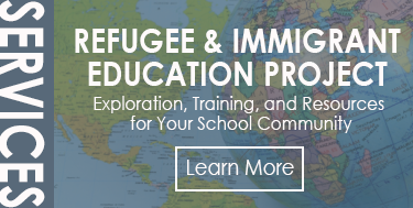 Refugee and Immigrant Education Project - Learn More!