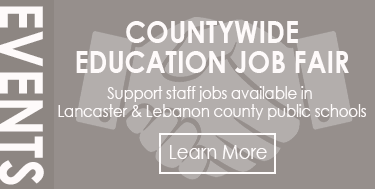 Countywide Education Job Fair - Support Staff jobs available