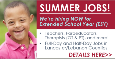 Extended School Year (ESY) - Hiring Now!