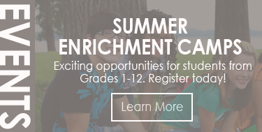 Summer Enrichment Camps!